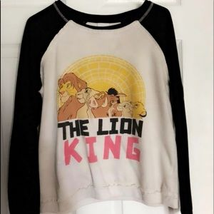 Sweaters - The Lion King Sweatshirt